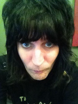 Noel's twitter pic one time