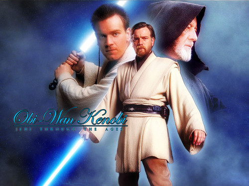 Obi-Wan Kenobi wallpaper possibly with a concert, a hip boot, and a well dressed person titled Obi-Wan Kenobi