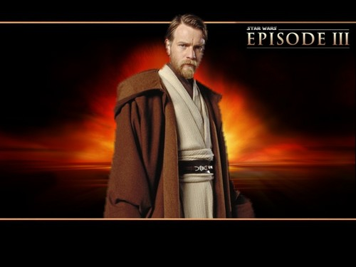 Obi-Wan Kenobi wallpaper possibly with a business suit and a well dressed person titled Obi-Wan Kenobi