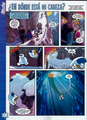 Frozen Comic