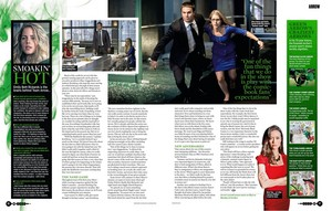 SFX mag (Dec 2013) - Arrow