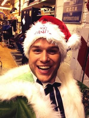 Santa Olly ;)