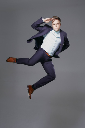 Olly Murs wallpaper possibly containing a hip boot titled Ian Derry Photoshoot HQ
