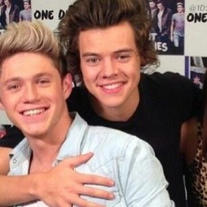 Niall and Harry♥
