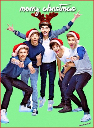 one direction Merry クリスマス 2013