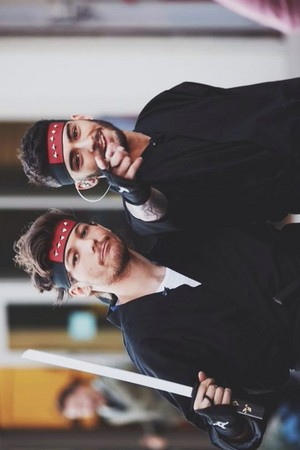 Zayn and Louis ♚