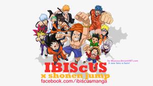 IBIScUS x Shonen Jump