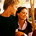 Brooke and Lucas - one-tree-hill icon