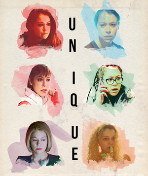 orphan black - unique