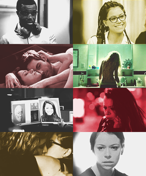 orphan black - screencaps 팬 art
