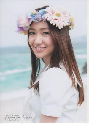 Sayonara Crawl - Oshima Yuko