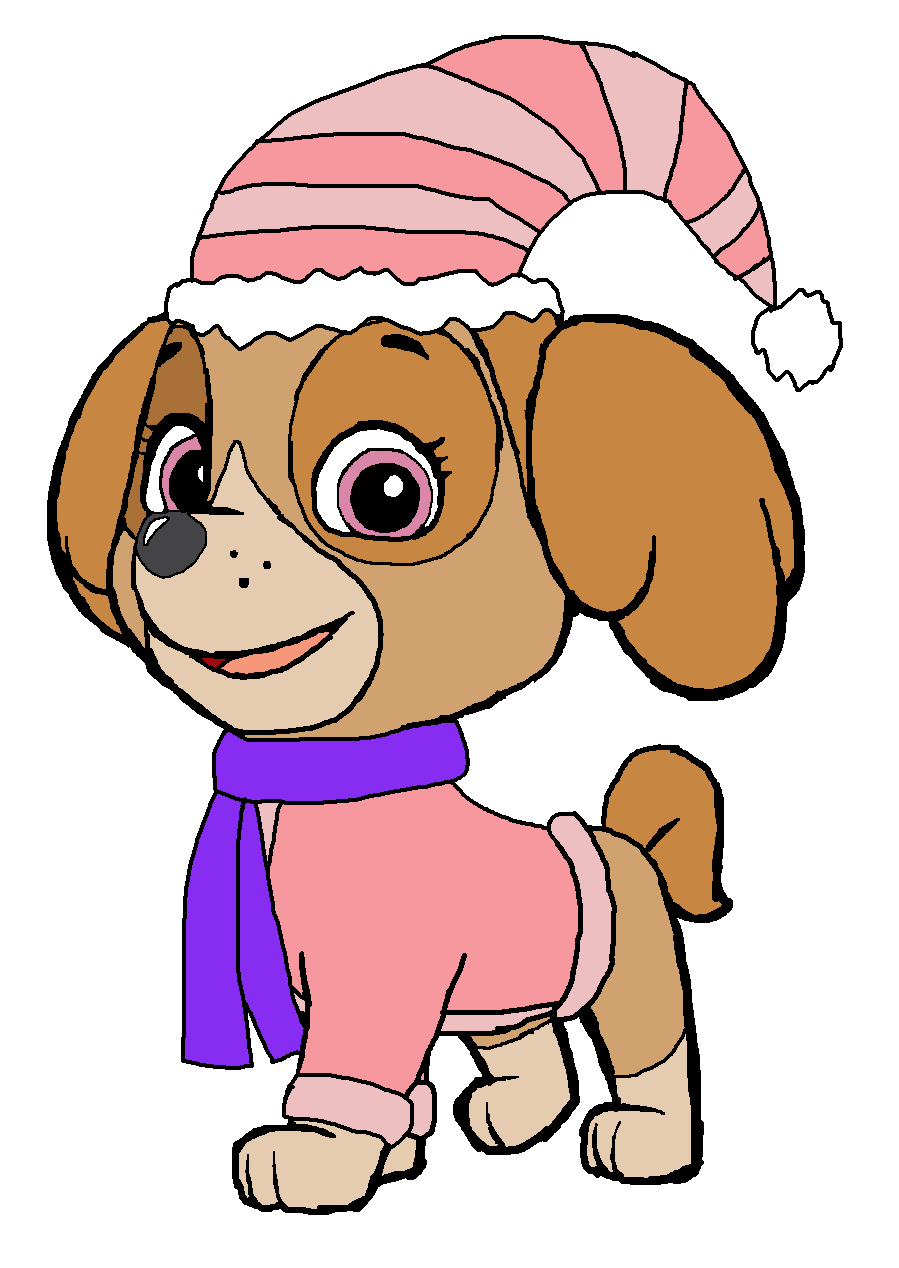 Skye - Holiday Winter Outfit