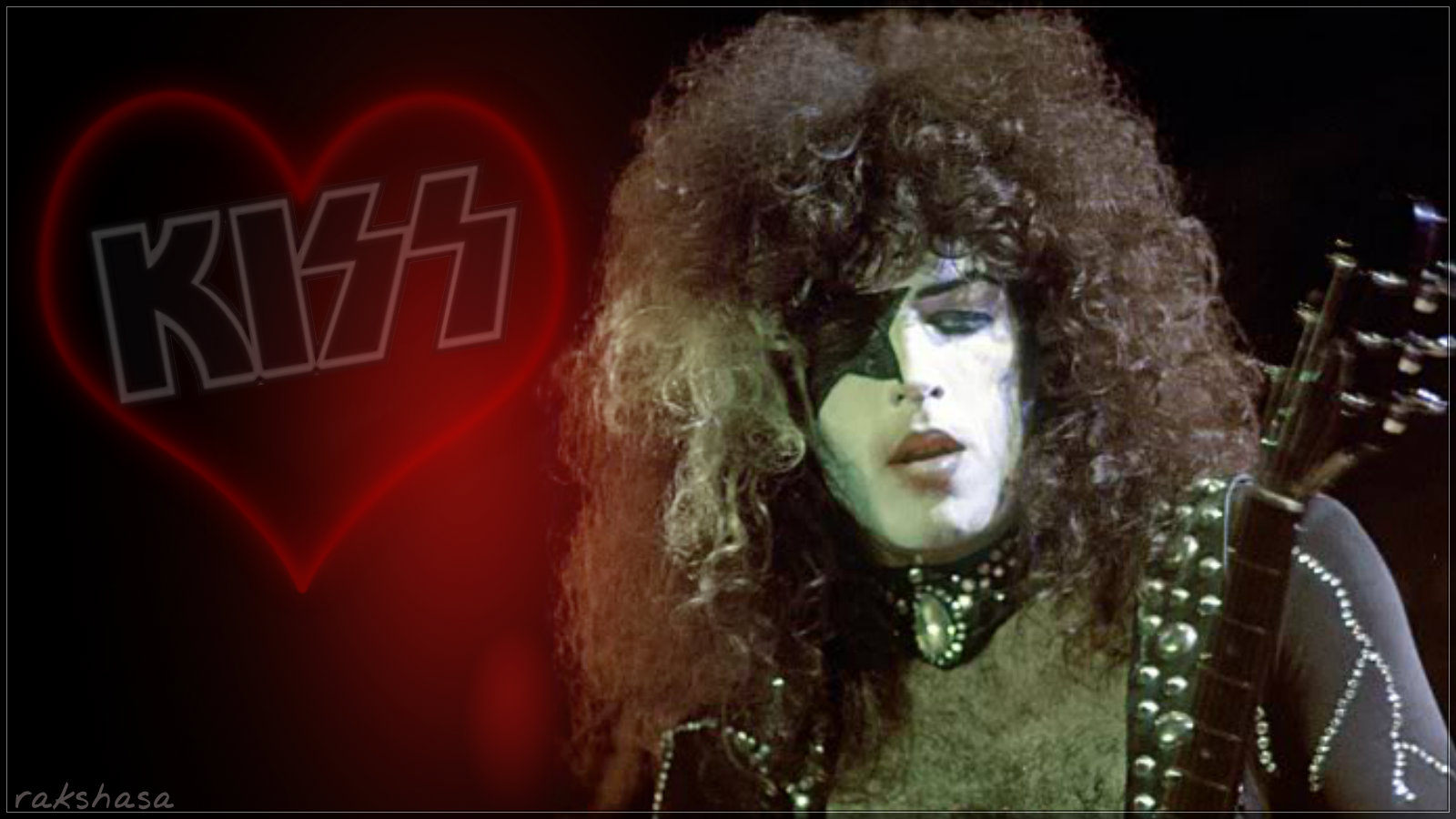 Paul Stanley Images Paul Stanley Hd Wallpaper And Background Photos