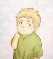 5-Year-Old Peeta - peeta-mellark fan art