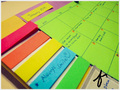 colorful planner - photography photo
