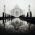 foto of the Taj Mahal da Josef Hoflehner