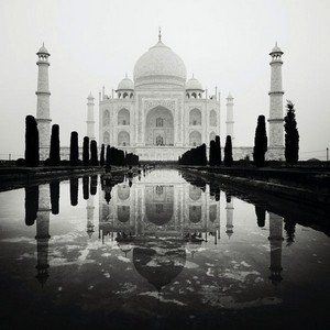 Photos of the Taj Mahal by Josef Hoflehner