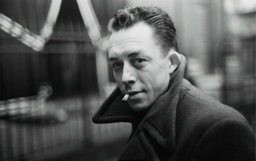 Poets & Writers fond d'écran entitled Albert Camus