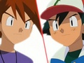 Gary and Ash - pokemon photo