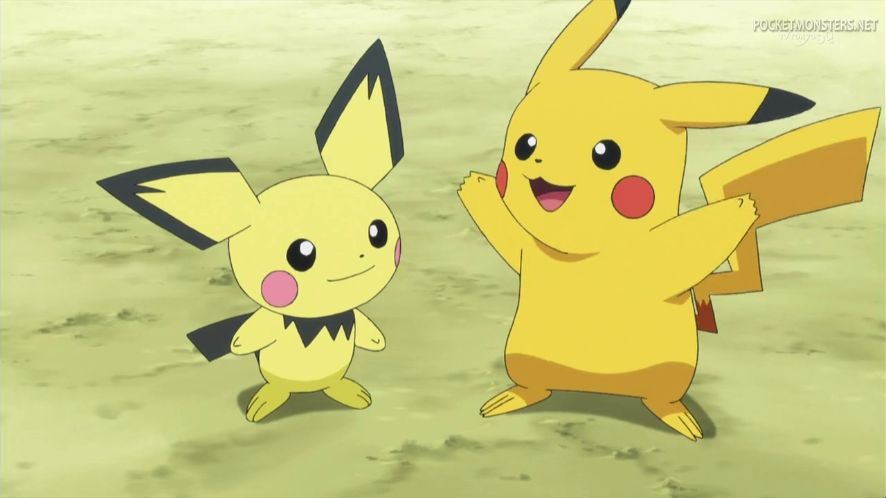 Pikachu Location Pokemon X and Y  Where to Capture