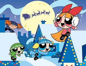powerpuff girls christmas