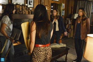 Pretty Little Liars - Episode 4.15 - Amore ShAck Baby - Promotional foto