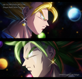 *Vageto v/s Broly* - prince-vegeta photo