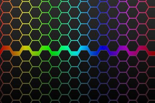 Rainbows and warna gambar pelangi abstract HD wallpaper ...