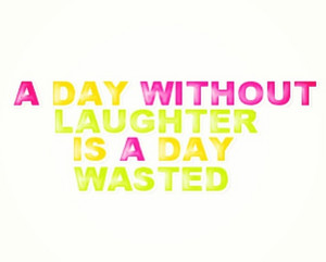 A siku without laughter is a siku wasted