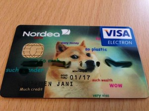 Dodge credit card