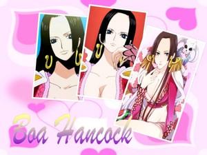 Sexy Boa Hancock