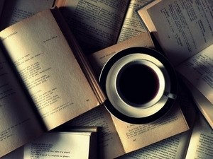 Books with Coffee ♡