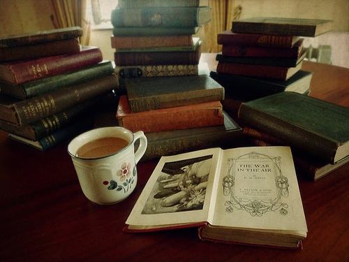 boeken with Coffee ♡