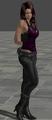Cierra Dianne - resident-evil fan art