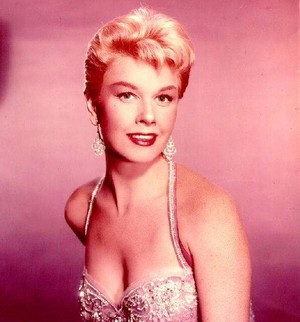 Doris Day Glamour Shot
