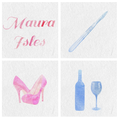 "maura isles ""things"" - rizzoli-and-isles fan art"