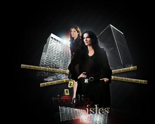 Rizzoli & Isles wallpaper containing a sign titled jane rizzoli and maura isles