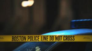 boston police line