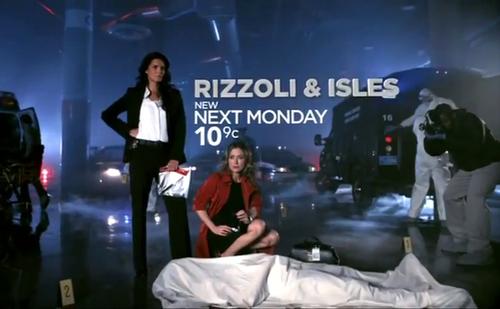 Rizzoli & Isles wallpaper entitled jane rizzoli and maura isles - promo