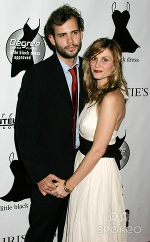 Rossif Sutherland and Bonnie Somerville