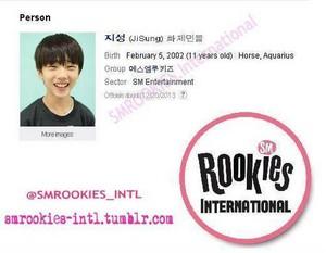 "SM ROOKIES ""Jisung"""