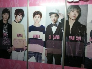 SMROOKIES BOYS Poster @ SMTWeek