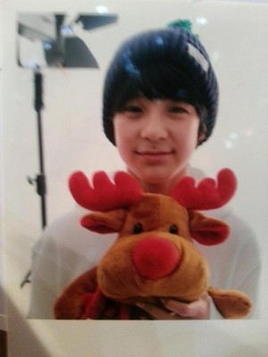 131221 Jeno polaroid @ SMTOWN Week Exhibition