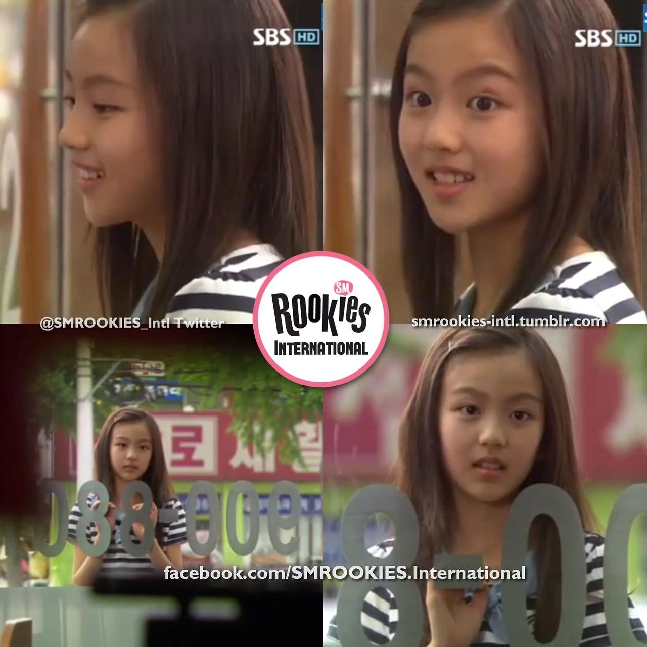 Lami in 2012 SBS Drama 'Five Fingers'