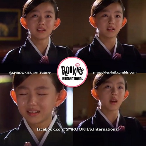 SM ROOKIES Обои titled Lami in 2012 SBS Drama 'Five Fingers'