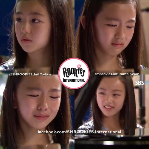 SM ROOKIES پیپر وال entitled Lami in 2012 SBS Drama 'Five Fingers'