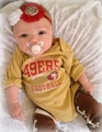 Giada-49ers fan!!!! - san-francisco-49ers photo