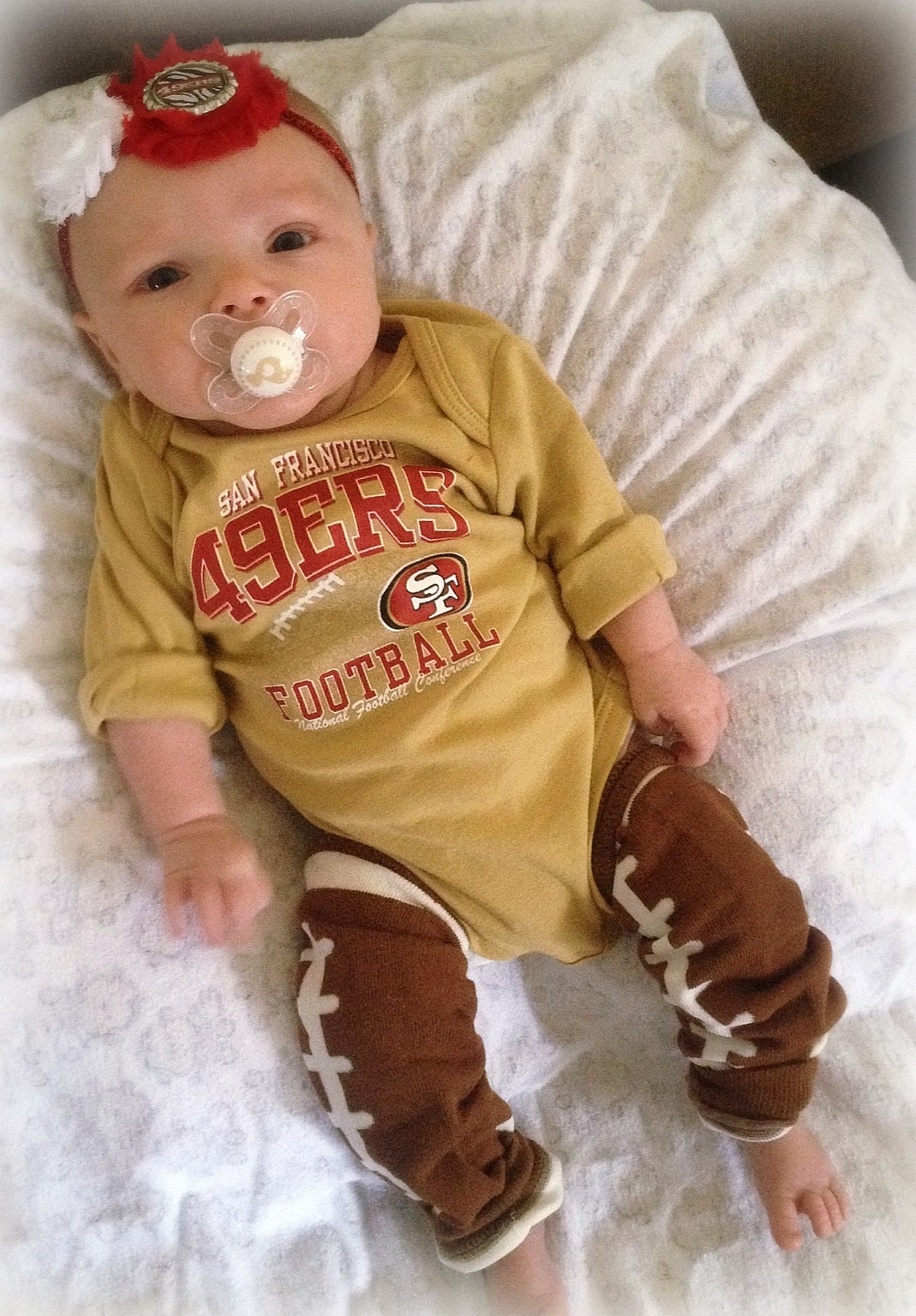 San Francisco 49ers images Giada loves her 49ers HD wallpaper and background photos