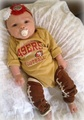 Giada loves her 49ers  - san-francisco-49ers photo