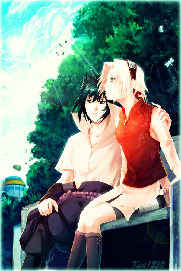 Sasusaku Images Somewhere Only We Know Hd Wallpaper And